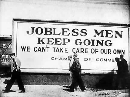 """""""Desempregado, não pare aqui - nós não estamos dando conta nem dos nossos"""""""
