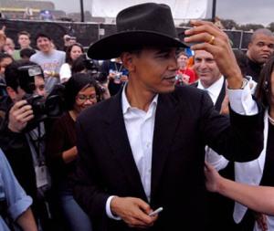 Agora o chapéu tá com ele
