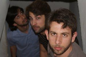 Davi, Rafael e Paulinho do Pumu