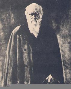 """""""Darwin: o senhor é o meu pastor, e nada me faltará"""""""