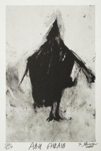 Abu Ghraib por Richard Serra