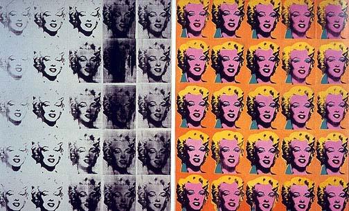 Marilyns, díptico (1963)