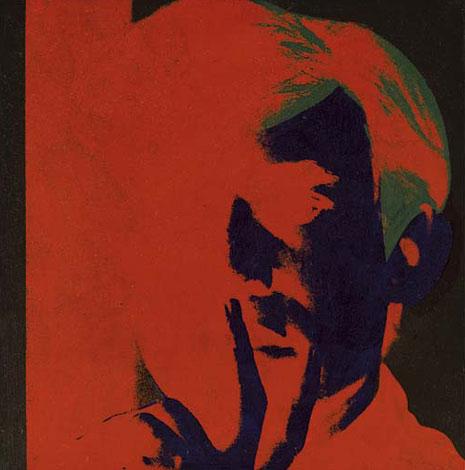 Andy Warhol, Autorretrato (1966)