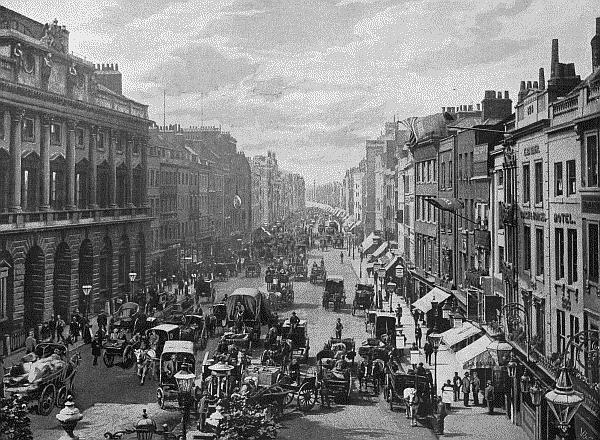 A Londres de Dickens: do mundo fechado ao universo infinito
