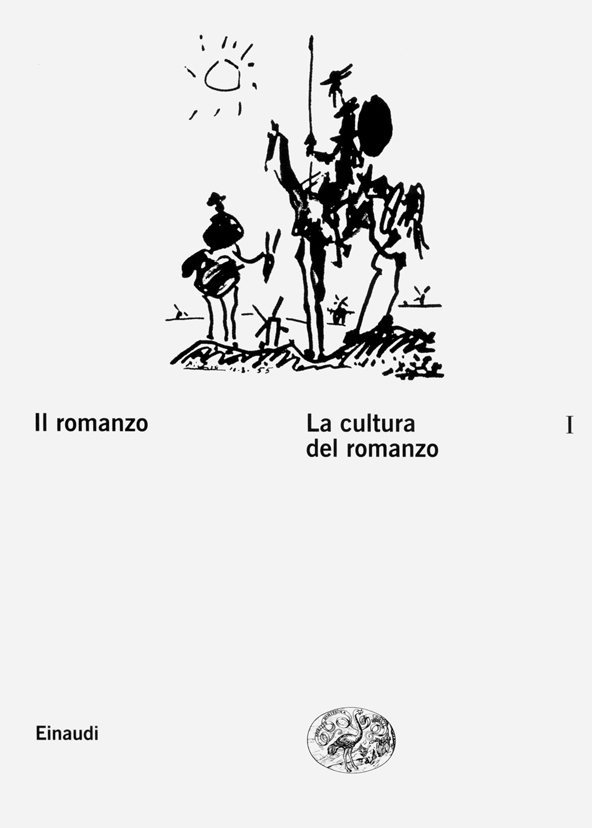 Capa da edição italiana de O romance